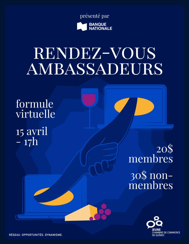 Rendez-vous Ambassadeurs présenté par Banque Nationale