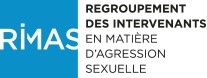 Logo Regroupement des intervenants en matière d'agression sexuelle