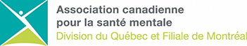 Logo Association canadienne pour la santé mentale - Filiale de Montréal