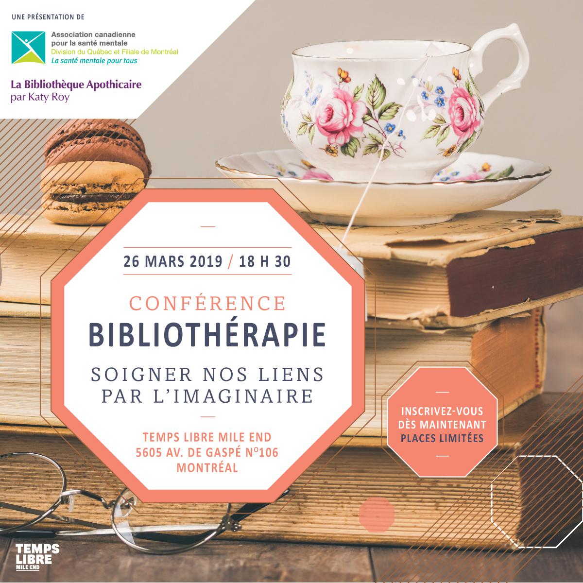 Bibliothérapie: Soigner nos liens par l'imaginaire