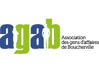 Logo Association des gens d'affaires de Boucherville