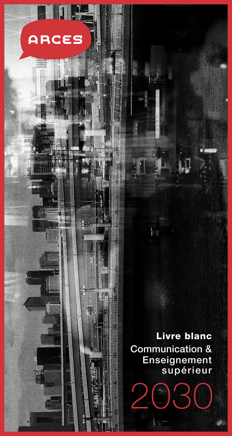 Livre blanc - Communication & Enseignement supérieur 2030