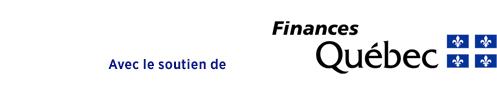Avec le soutien de Finances Québec