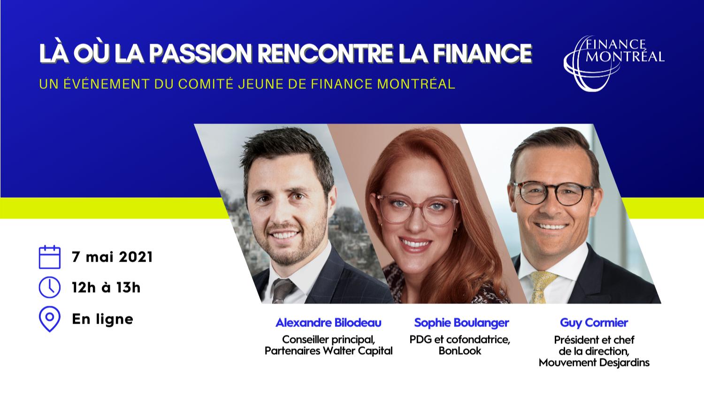Là où la passion rencontre la finance