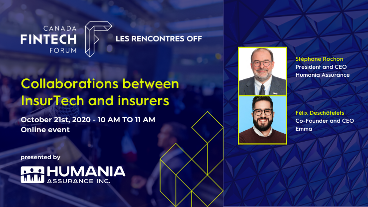 Rencontre OFF Forum FinTech - Collaborations between InsurTech and insurers