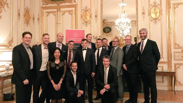 Mission à Paris : 22 entreprises de la métropole se positionnent sur les marchés mondiaux au Paris Fintech Forum 2018