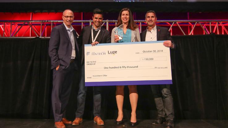 Les meilleures start-ups couronnées au Forum FinTech Canada