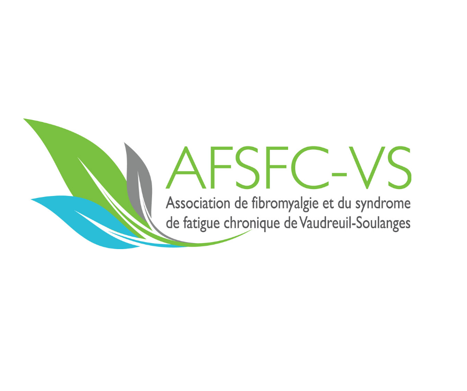 Logo Association de fibromyalgie et du syndrome de fatigue chronique de Vaudreuil-Soulanges