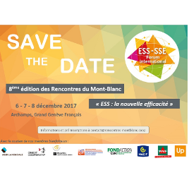 8ème édition des Rencontres du Mont-Blanc
