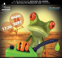 La Mutualité Française Sud (13) : conférence interactive « Energie : vers la fin du Pétrole »