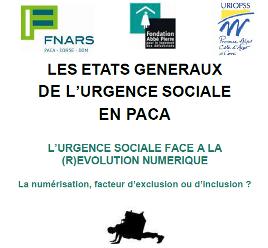 Conférence : l'urgence sociale face à la (r)évolution numérique
