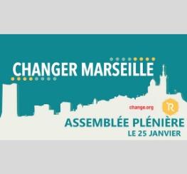Assemblée Plénière (13) : Changer Marseille