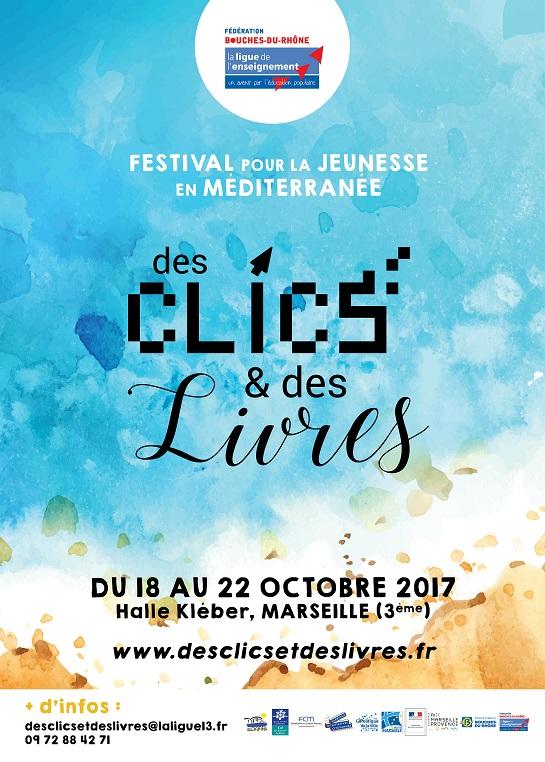 Festival Des clics & des livres