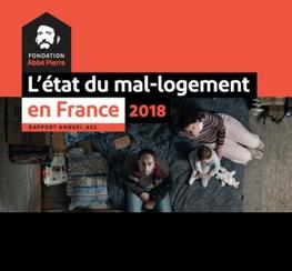 23e rapport sur l'etat du mal logement - Fondation Abbé Pierre