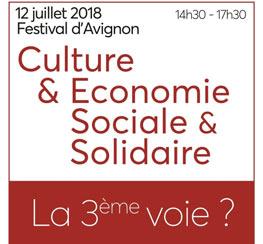 Culture & Economie Sociale et Solidaire : la troisième voie ?