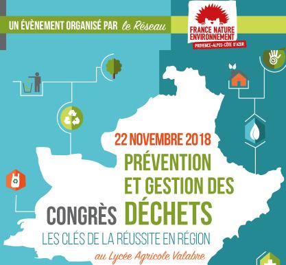 Congrès Gestion et Prévention des Déchets : les clés de la réussite en région