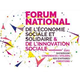 Forum de l'ESS et de l'Innovation Sociale 2017