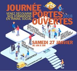 Journée Portes Ouvertes de l'IRTS PACA et Corse
