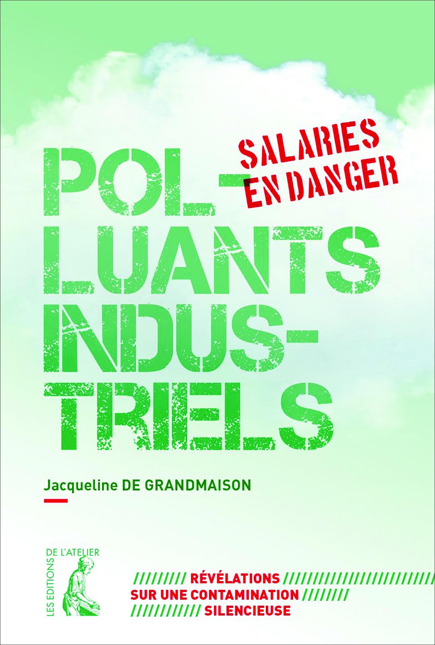 Afterwork autour du livre Polluants industriels Salariés en danger