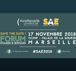 Forum Stages et Emplois - SAE 2018