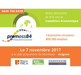 8è Rencontres de l'ESS vers la transition économique