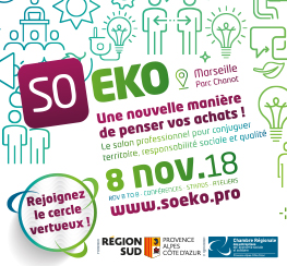 Salon SO EKO - Inscriptions visiteurs 2018