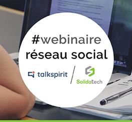 Webinaire Solidatech : Boostez la communication interne de votre association