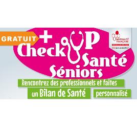 Check'up Santé Seniors au Forum