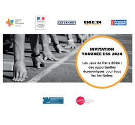 Les Canaux(ESS2024) & le Pays de Grasse (06) Invitation Tournée ESS 2024