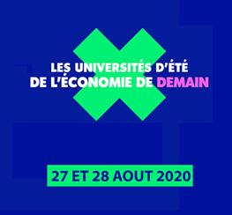 Les Universités d'été de l'économie de demain 2020 | Collectif Nous Sommes Demain