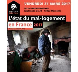 Présentation du rapport sur le mal logement