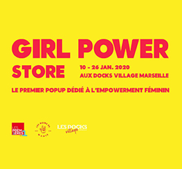 Les Premières Sud (13) POP-UP STORE The Girl Power
