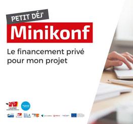 TVT Innovation (83) : Minikonf Le financement privé pour mon projet