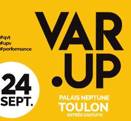 Le salon de l'entreprise VarUP | Union Patronale du Var (83)