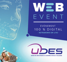 Web event : Face à l'incertitude, le choix social et solidaire | L'UDES