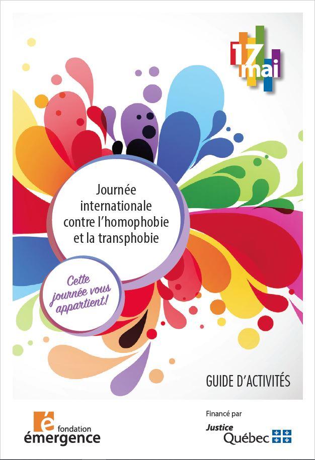 Guide d'activité pour les écoles contre l'homophobie et la transphobie