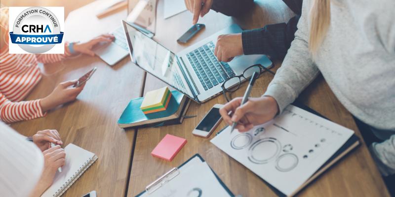 Les incontournables pour amorcer une démarche en santé et mieux-être au travail (Formation en ligne)