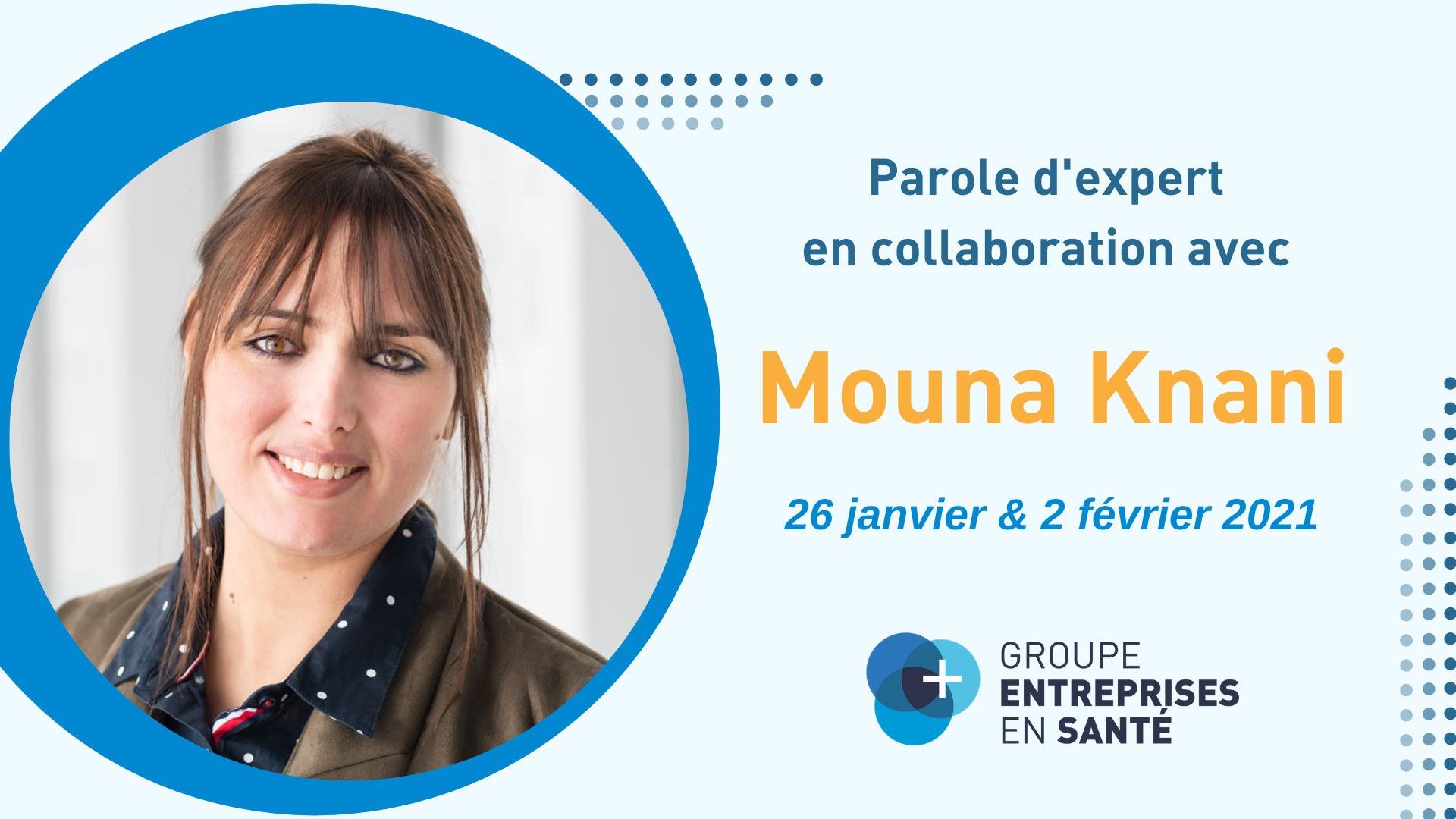 Nouveaux phénomènes de santé psychologique en milieu de travail - Mouna Knani, HEC Montréal