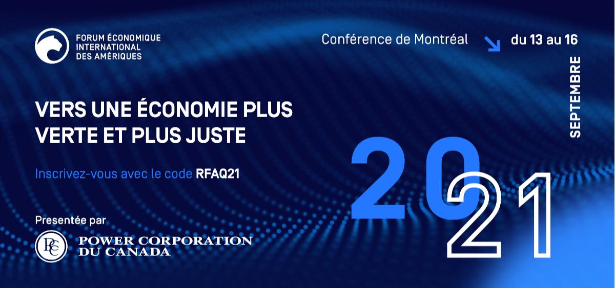 Conférence de Montréal - Participez gratuitement !