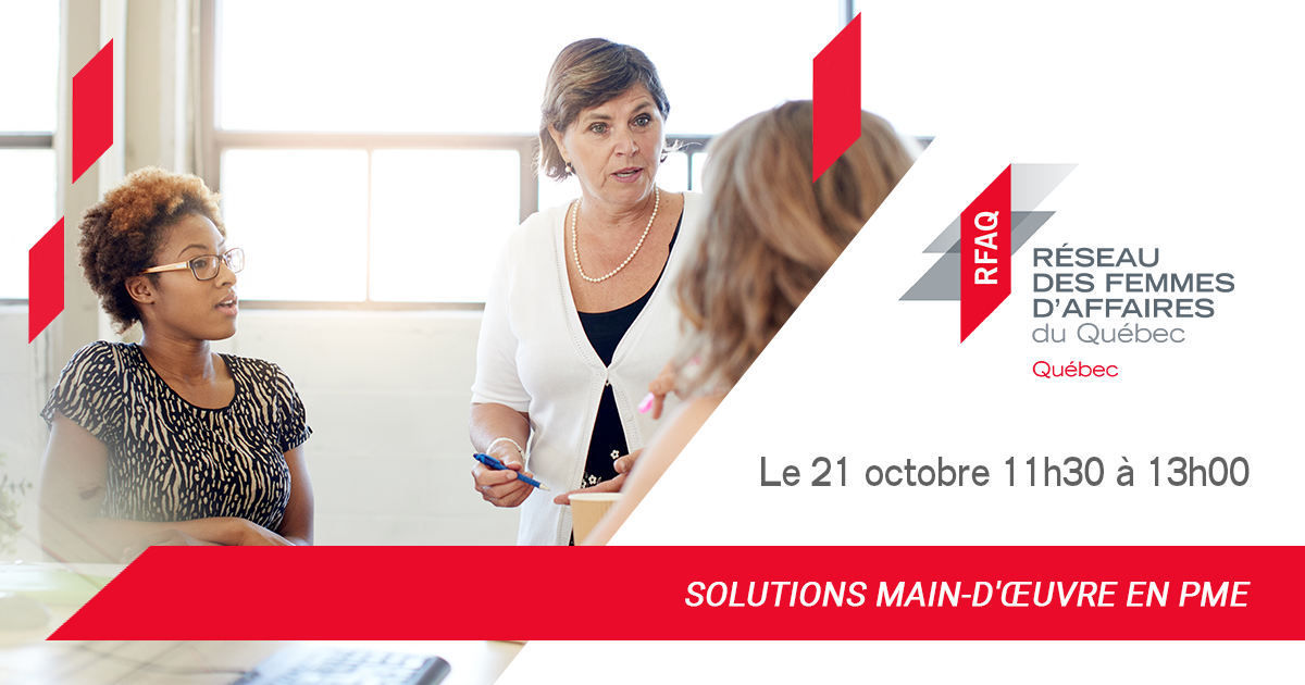 Solutions main-d'œuvre en PME
