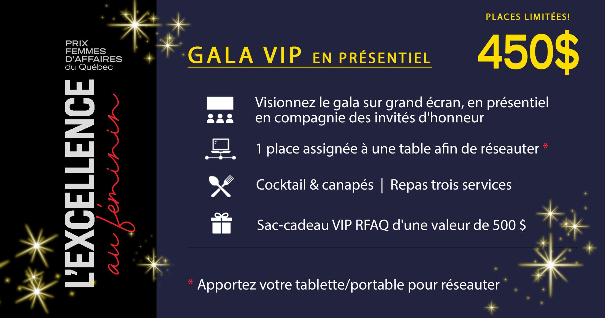 GALA VIP