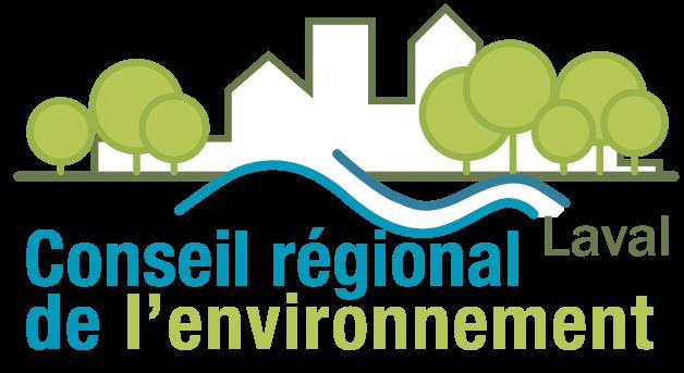 Logo Conseil régional de l'environnement de Laval