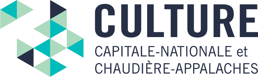 Logo Culture Capitale-Nationale et Chaudière-Appalaches