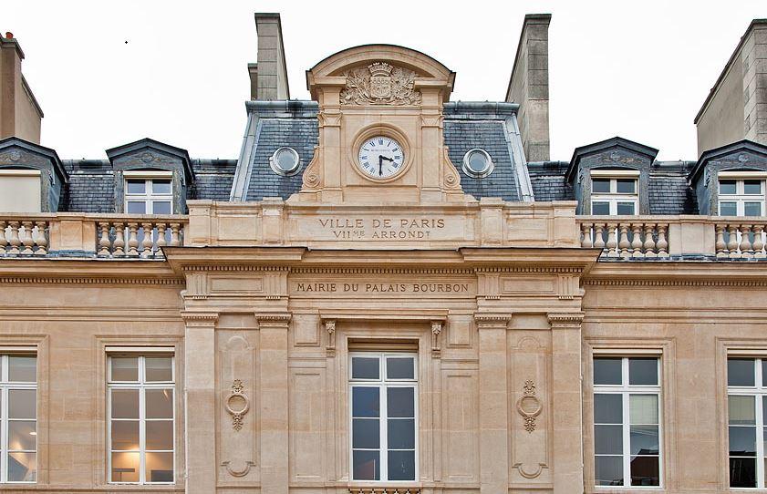Soirée d'été de la Chambre à l'Hôtel de Villars