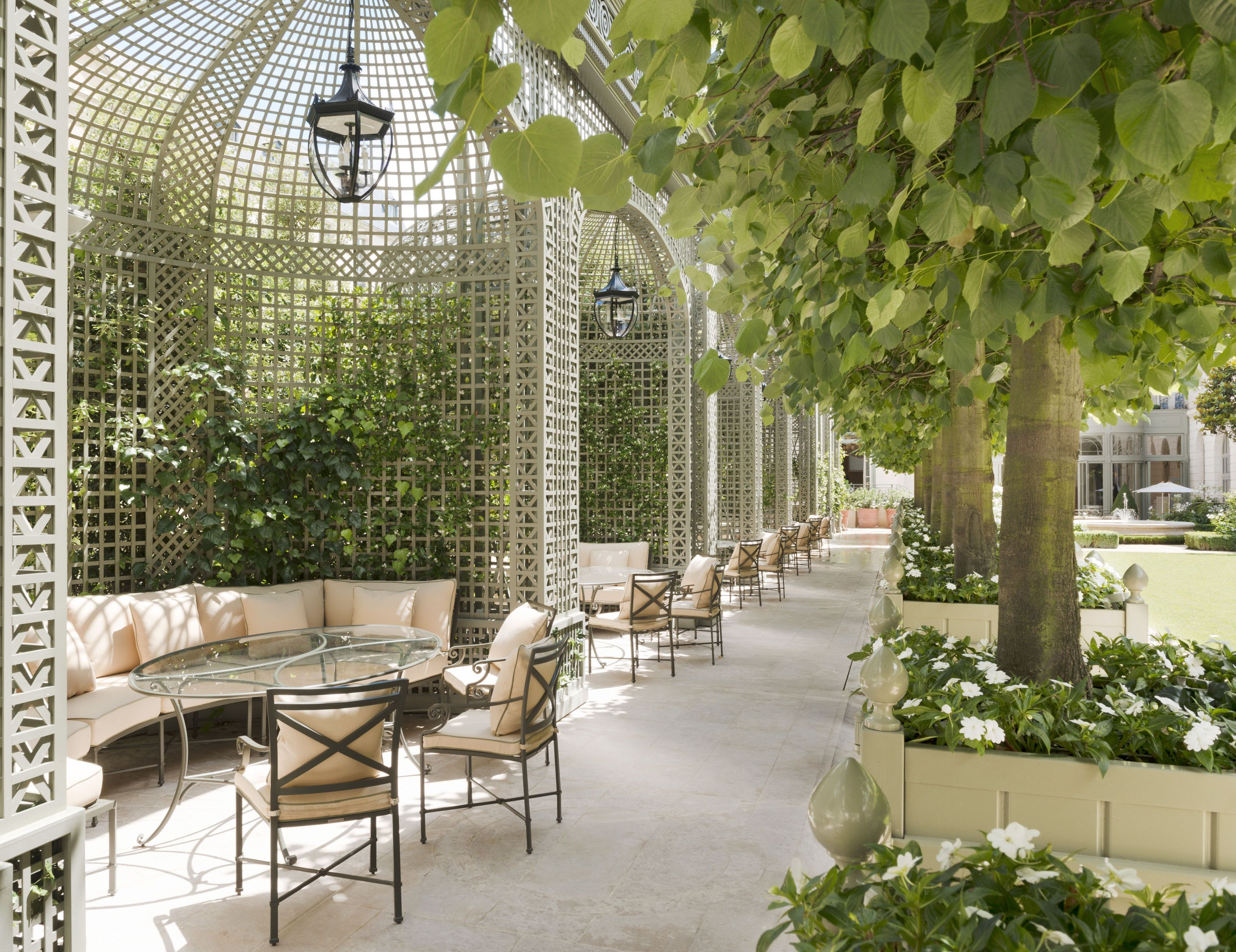 Soirée d'été de la Chambre au Ritz Paris