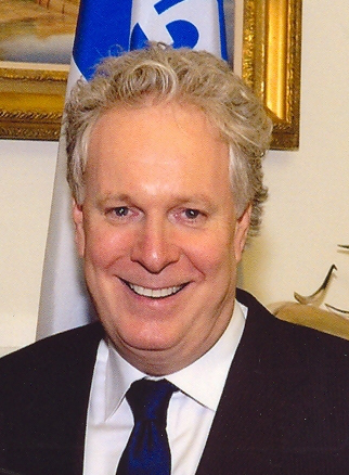 Save the date :   Jeudi 23 mai   Café-Rencontre avec Jean Charest