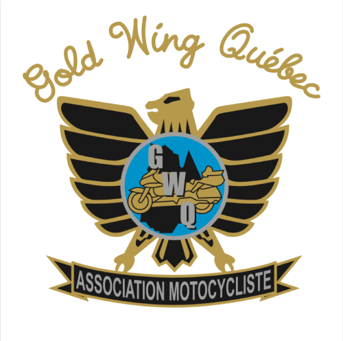Logo Gold Wing Québec
