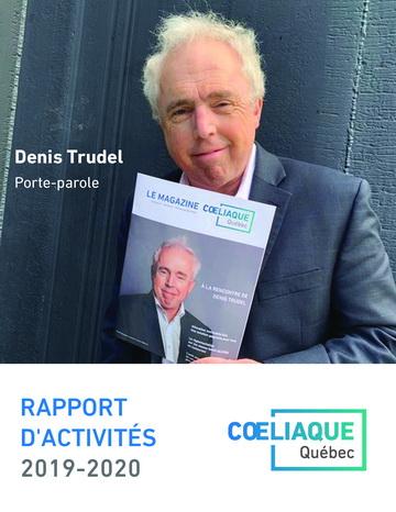 Rapport d'activités 2020