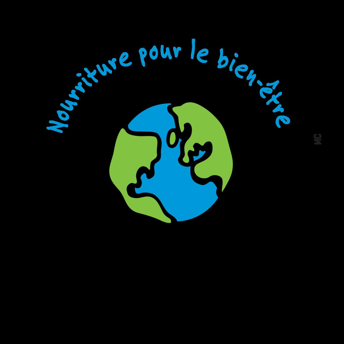 Nourriture pour le bien-être Happy Planet