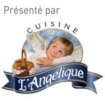 Présenté par Cuisine l'Angélique